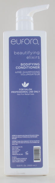Eufora Beautifying Elixirs Bodifying Conditioner, 33.8 oz