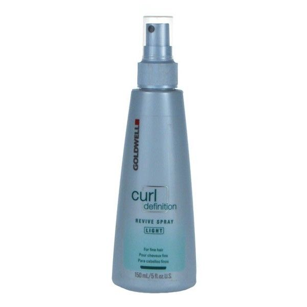 Goldwell Curl Definition Revive Spray Light For Fine Hair 5 oz