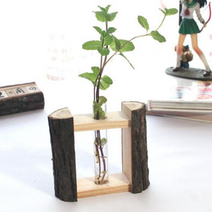 This test tube vase is a perfect decor for that little corner of your table