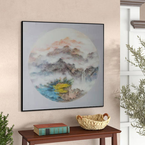 Image of Oversized wall art, Extra large canvas F203-3