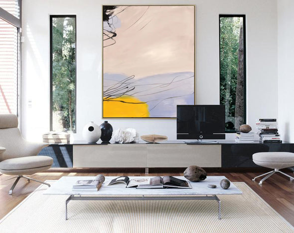 Large oil painting | Large abstract art F325-5