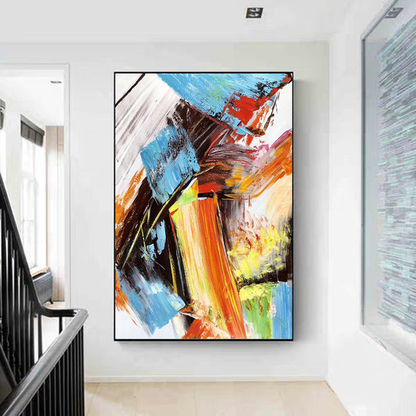 Famous oil painting | Abstract canvas painting F329-4