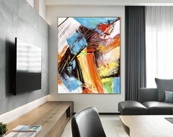 Famous oil painting | Abstract canvas painting F329-5
