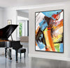 Famous oil painting | Abstract canvas painting F329-6