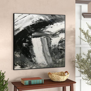 Large abstract painting  | Oil painting original F330-6