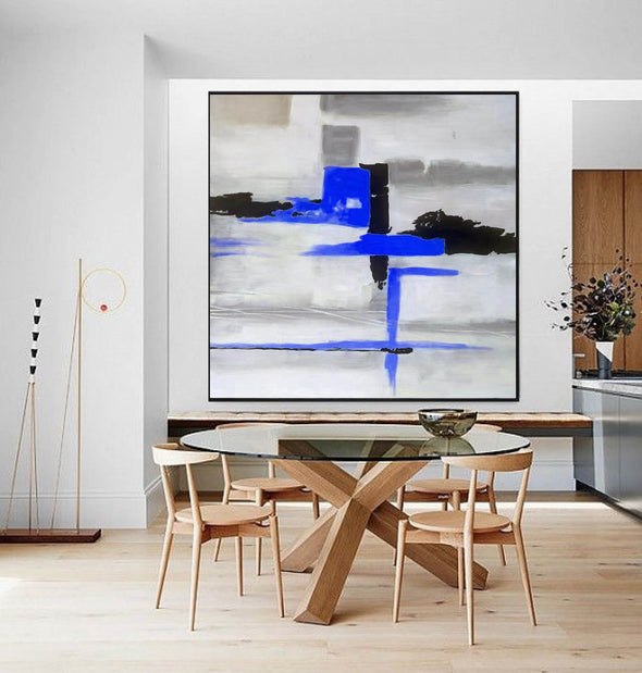 Huge Custom Art | Extra large wall art F331-1