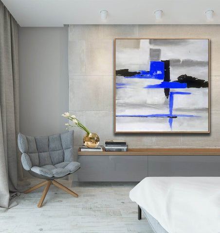 Huge Custom Art | Extra large wall art F331-4