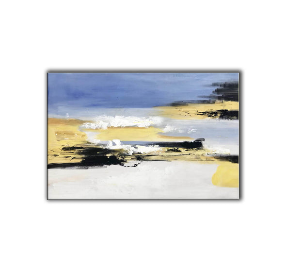 Large original abstract painting | Oversized wall art F332-4
