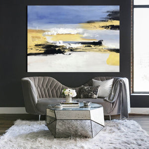 Large original abstract painting | Oversized wall art F332-7