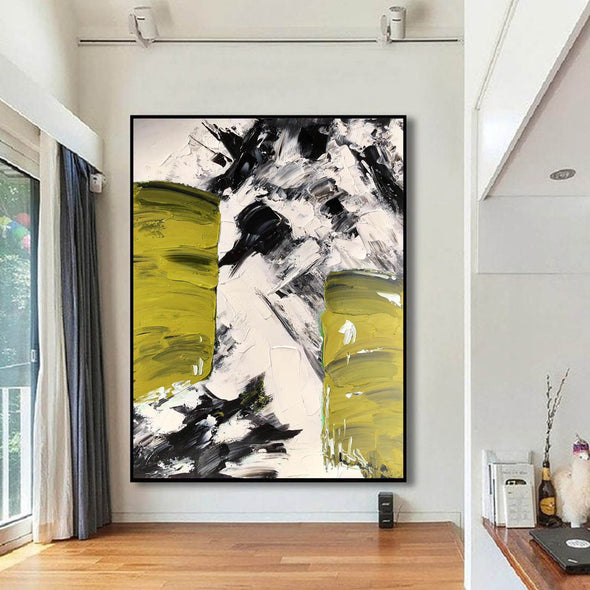 Canvas art painting | Acrylic abstract art F333-5