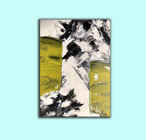 Canvas art painting | Acrylic abstract art F333-7