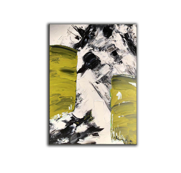 Canvas art painting | Acrylic abstract art F333-8