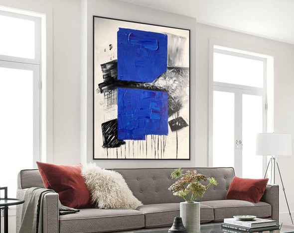 Contemporary canvas art | Original oil paintings F334-1
