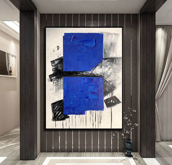Contemporary canvas art | Original oil paintings F334-7