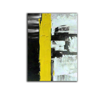 Abstract wall painting | Modern canvas F335-3