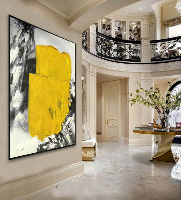 Large abstract painting | Modern contemporary art F336-4