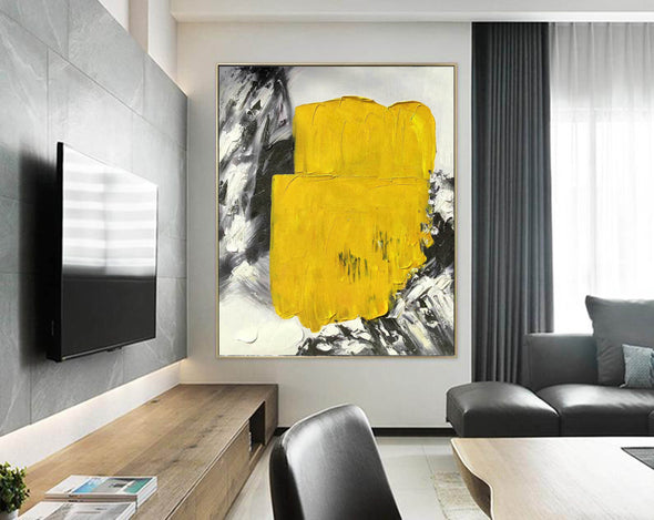 Large abstract painting | Modern contemporary art F336-8