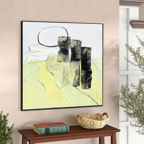 Image of Large Canvas Art | Contemperary Art F340-3