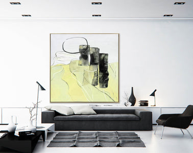 Large Canvas Art | Contemperary Art F340-6