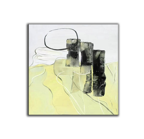 Image of Large Canvas Art | Contemperary Art F340-8