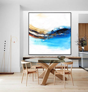 Oversized wall art | Oversized abstract wall art F343-7