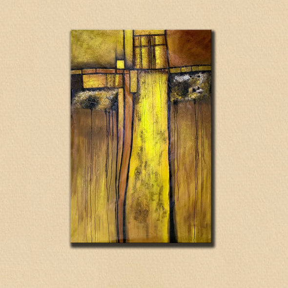 Original Abstract Painting | Large Wall Art Abstract Painting F344-3