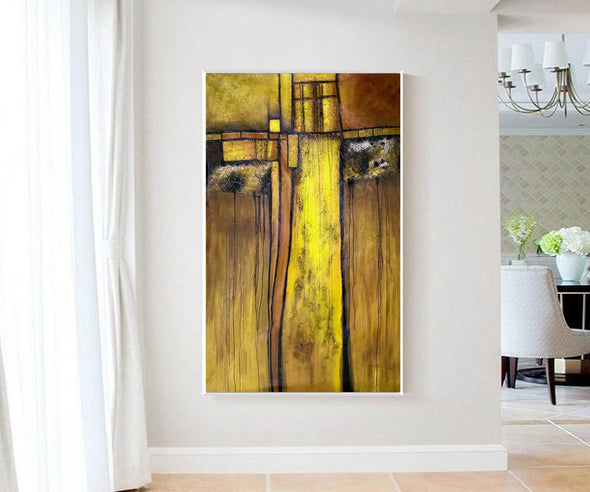 Original Abstract Painting | Large Wall Art Abstract Painting F344-5