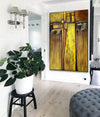 Original Abstract Painting | Large Wall Art Abstract Painting F344-6
