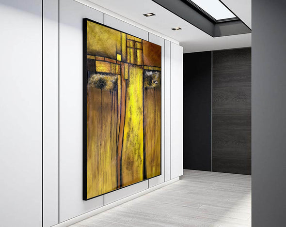 Original Abstract Painting | Large Wall Art Abstract Painting F344-8