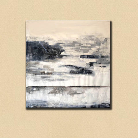 Image of Abstract painting | Large oil painting F348-3