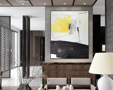 Extra Large Wall Art Textured Painting Original Painting | Abstract Painting F349-1