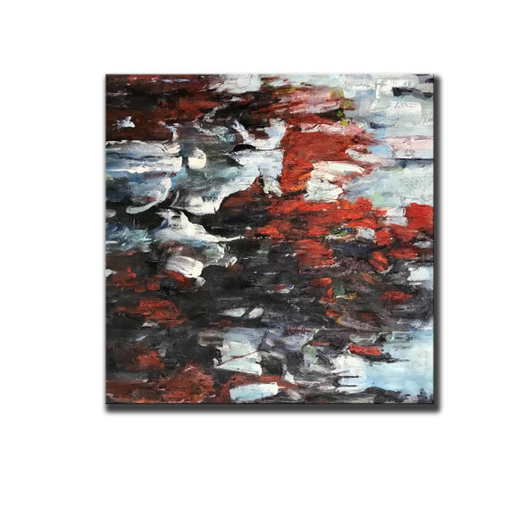 Abstract expressionism art | Abstract art paintings F352-4