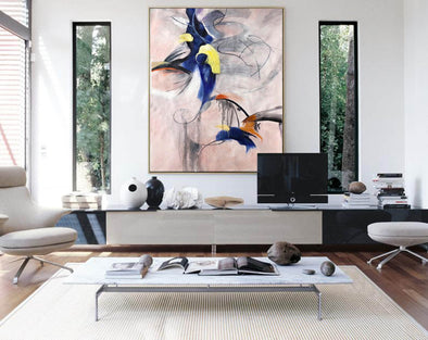Large wall art | Modern wall art F356-1