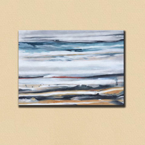 Image of Abstract art paintings | Abstract oil painting F361-3