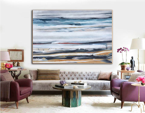 Abstract art paintings | Abstract oil painting F361-1