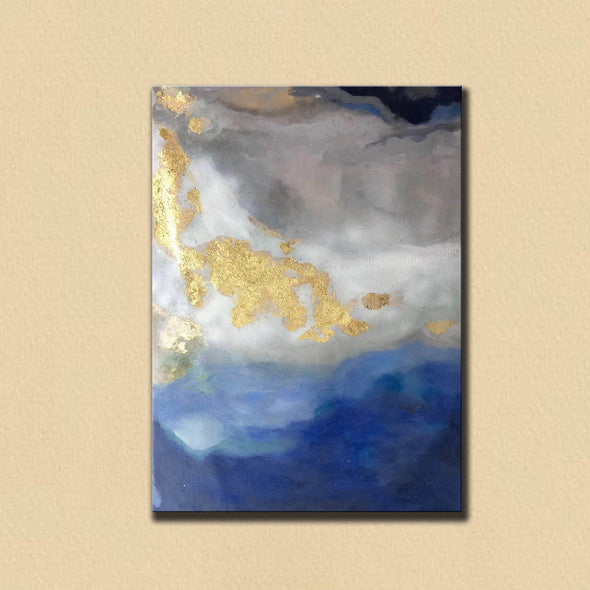 Modern abstract painting | Abstract wall art F364-3