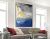 Modern abstract painting | Abstract wall art F364-2