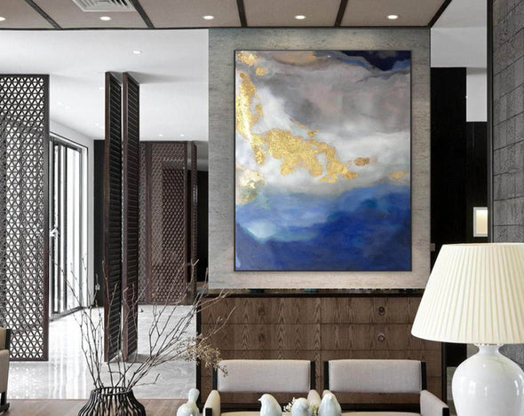 Modern abstract painting | Abstract wall art F364-6