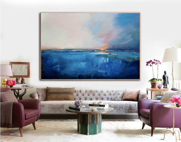Modern art paintings | Wall art painting F367-8