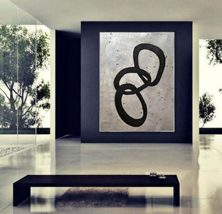 Extra Large Wall Art | Original Abstract Painting F368-8