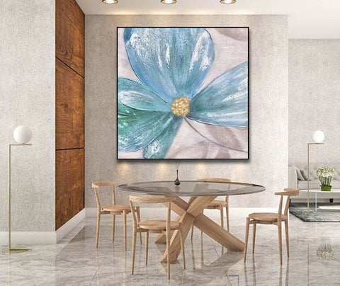 Image of Large Painting on Canvas | Original Painting on Canvas F372-6