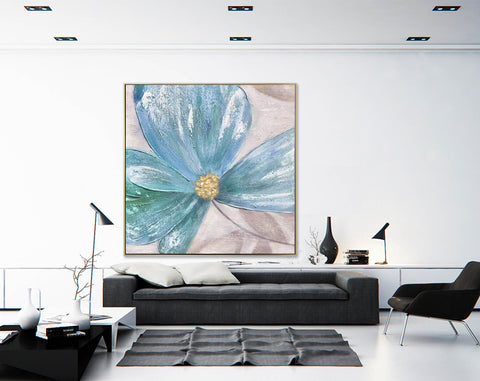 Image of Large Painting on Canvas | Original Painting on Canvas F372-8