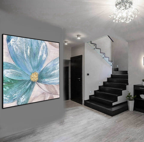 Image of Large Painting on Canvas | Original Painting on Canvas F372-2