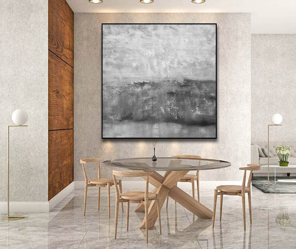 Simple abstract art | Canvas wall art F377-7