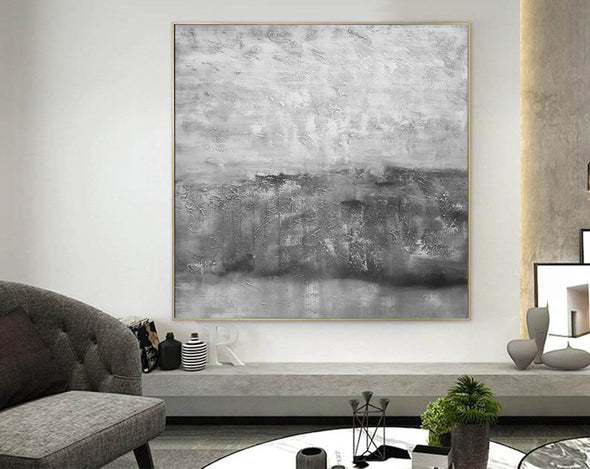 Simple abstract art | Canvas wall art F377-2
