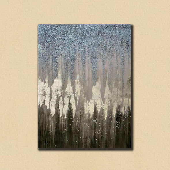 Abstract Painting Original Large Acrylic Canvas Wall Art F379-3