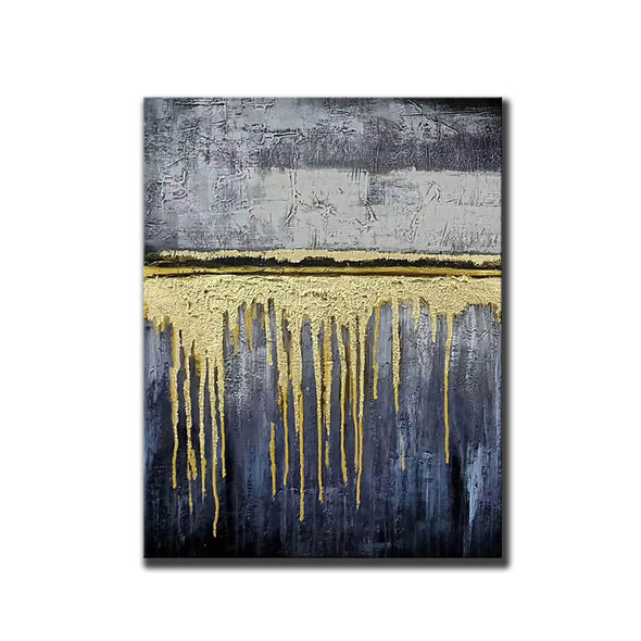Expressionism Modern Painting Wall Art on Canvas F380-5
