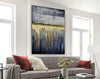 Expressionism Modern Painting Wall Art on Canvas F380-1