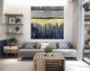 Oversized wall art | Modern abstract painting F390-5