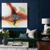 Original Abstract Painting | Large Wall Art Abstract Painting F391-1